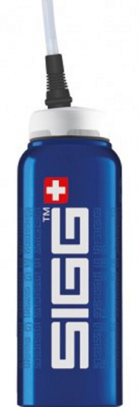 Sigg - DYN Siggnificant Blue - 1L - Aluminium Water Bottle